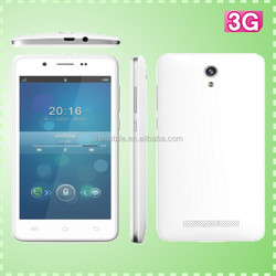 3G dual sim 5.0inch smart android phone MTK 6582 quad core