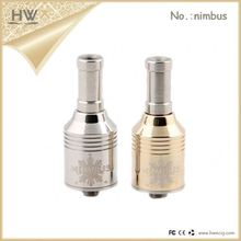 High heating and long lasting atomzier from factory best price ecig nimbus lava tube wax vaporizer pen
