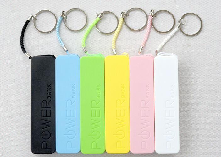 Portable Power Bank from 2600mAh ,power supply,mobile charger