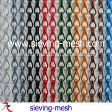 China de metal detector de cortinas, colgantes de metal eslabón de la cadena de la cortina divisores