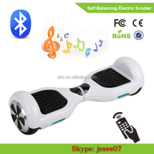 6.5in Ship from USA two wheel Electric Scooter self balance EKV smart balance wheel two wheels EKV board monocycle hover