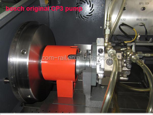 flow meter sensor diesel injector test equipment with piezo function