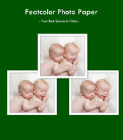 Wholesale waterproof glossy finished rc photo paper