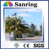 50w led solar street light monocrystalline outdoor lighting fixture