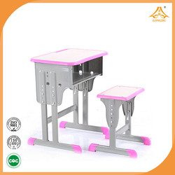 cheap and high quality school sets best sell desk and chair combo school desk and chair 2015 new products made in china