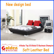 G969# 2014 el último diseño de madera de teca camas king size