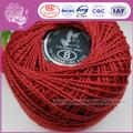 10 g 9 s / 2 hilo de bordar de algodón 06