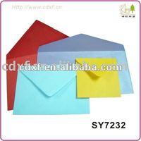 China colorful gift/greeting envelope EN-01