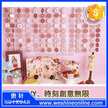 Hot sale !hanging bead door curtain decorative beads curtain