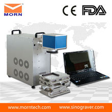 easy operate laser ball marking machine with cheaper price