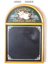 Bar Decoration Furniture,writing board Menu display for restuarant, coffee house or pub