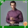 formal de los hombres vestido de camisa formal de los últimos diseños de camisetas para hombres
