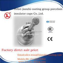insulator cap/pin ball/spring clip for insulator fitting