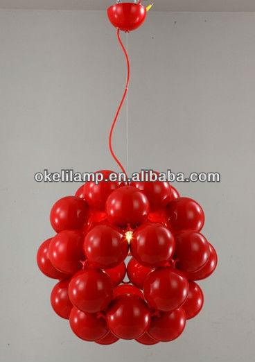rote moderne kronleuchter rot kronleuchter rot modernen. Black Bedroom Furniture Sets. Home Design Ideas