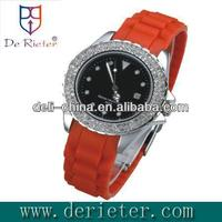 2013 Wholesale high-grade renoma watch Alloy shell Silicone Strap Quartz watch