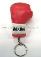 air freshener boxing glove keychain