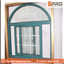 New design aluminium new type / sliding window / with double energy efficient With AS2047 for Australia
