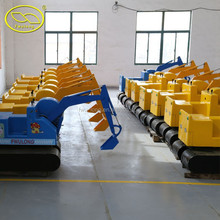 Indoor And Outdoor Playground Child Excavator Amusement Kids Play Rides Electric Excavator For Garden And Park And Shopping Mall