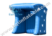 Commercial Small Inflatable Popcorn store tent