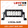 LOYO Epsitar 36w dual row car light tuning light led work bar light