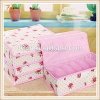foldable nonwoven shoe storage bench