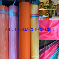 100%polyester 190T POCKETING FABRIC /LINING FABRIC