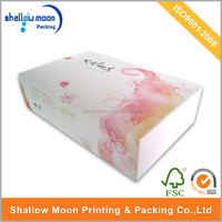 Best selling special design tea cup and saucer box, tea cup saucer packaging