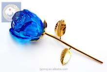hot sale wedding favor crystal rose as wedding gift for sale PF-003