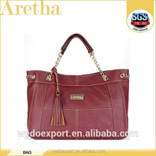 high quality leather bags fashion real leather bags