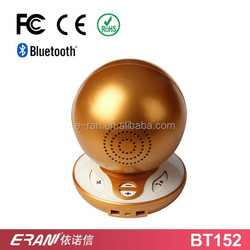 Newest super bass portable speaker with high quality stereo sound made in China