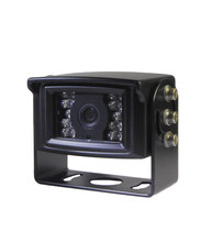 DC 12V Mirror and Normal images adjust IR car front and rear camera for outdoor use