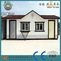 Alibaba 20ft/40ft modular easy build prefabricated container house with high quality