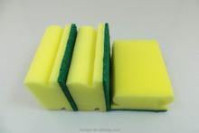 Alta densidad de limpieza de la cocina esponja estropajo