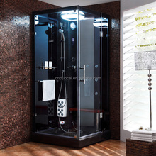 Russian Hot Sale Tempered Glass Steam Shower Room with Hinges (DQ-F8850)