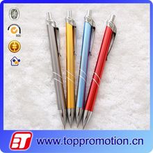2015 Office & School metal pen promotional Customized logo luxury gift metal Metal pen