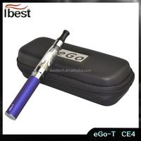 Ibest paypal acceptable ego-t CE4 blister pack vaporizer pen starter kit starter set ego ce4 wholesale