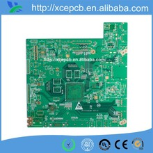 8 layer impedance tv circuit boards