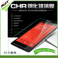 High Quality 0.26mm Tempered Glass Screen Film For XiaoMi 4i/4C/Red Rice Note 2 HongMi Note2/XiaoMi Note/Red Rice 2 Retail