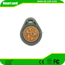125khz and 13.56mhz Rfid Key Fobs for Access Control and Locking Door