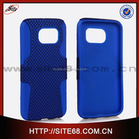 Wholesale New arrival Hot Selling Silicon+PC cell phone case for S6