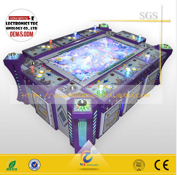 Igs fish hunter game machine fish hunter arcade game for Arcade fish shooting games