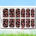 Chinese wholesale newest professional nail decoration for toe nails