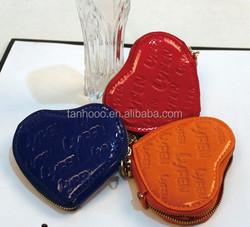Fashion cute leather/PU female coin purse