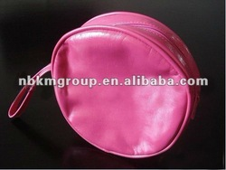 2012 New PU Leather cosmetic bag
