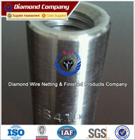 ss304 and carbon steel hex extra rebar coupler / rebar coupler factory/ galvanized rebar coupler