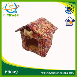 Hot sale! Factory Directly Made Pet Bed Cat Cave Pet House