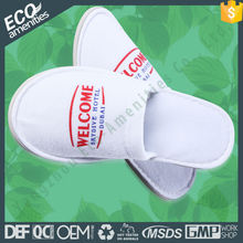 2015 Promotional High End disposable sandals is hotel slipper