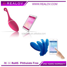 waterproof sex toys APP controlled clitoral stimulator female massager vibrating bullets