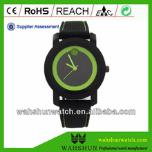 fashion ion sport watch new product 2014 custom watch no numbers