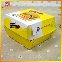 customized paper house cupcake boxes